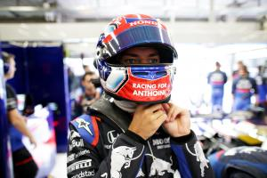 Gasly told Leclerc: 'Please win this race for Anthoine'
