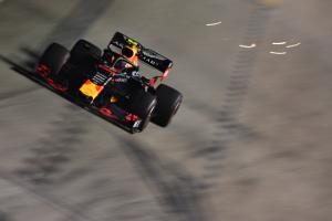Red Bull, Toro Rosso drivers set for Russian GP penalties
