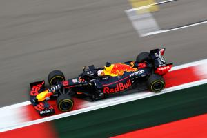 Red Bull losing over a second to Ferrari on straights - Verstappen