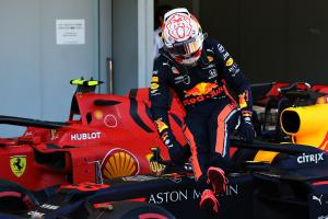 Verstappen not expecting Red Bull victory repeat in Mexico