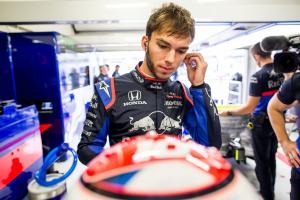 Virus-hit Gasly happy with P10 in 'not my best shape'