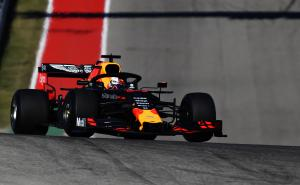 Verstappen leads US GP FP1 as 2020 prototype tyres debut