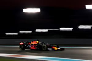 Verstappen explains Abu Dhabi power issues