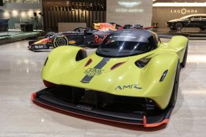 Aston Martin: Hypercar plans looked '50-50' two weeks ago