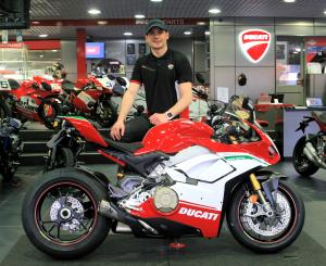 Barrier stays in BSB with new team Brixx Ducati