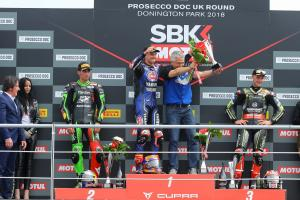 Van der Mark: Double victory comes after fighting every day