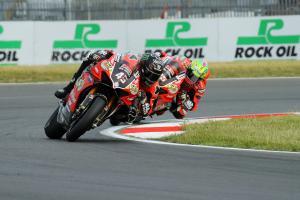 Scott Redding, Be Wiser Ducati, BSB, Snetterton,