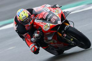 Brookes impressed by promising Be Wiser Ducati adaptation