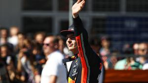 """Verstappen: P3 """"amazing"""" result for Red Bull at home race"""
