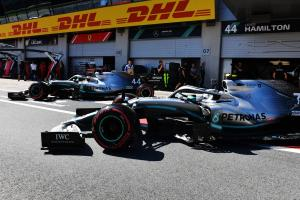 Mercedes wary about reliability issues ahead of British GP