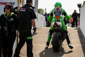 Wednesday washout at Isle of Man TT, five races on Thursday