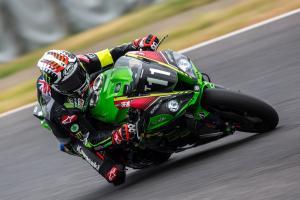 Rea bags Kawasaki pole for Suzuka 8 Hours