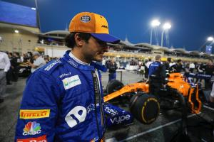 Sainz would have been 'more pissed off' to lose P4 to gearbox issue