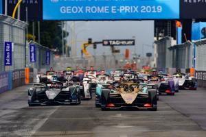 Formula E Rome E-Prix - Race Results