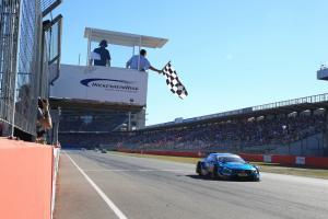 Rast takes sixth straight win, Paffett crowned champion