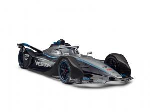 Mercedes unveils FE car; announces de Vries, Vandoorne