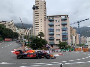 F1 Monaco Grand Prix - FP1 Results