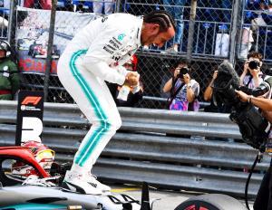 "Hamilton had to ""dig deeper than ever"" for Monaco GP pole"