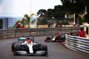 Hamilton fends off Verstappen for Monaco GP victory