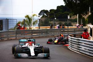 Hamilton fends off Verstappen for Monaco GP victory