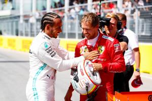 """Hamilton wants to have """"real race"""" with Vettel in Canada"""