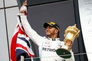 Hamilton: Record British GP win feels as good as 2008
