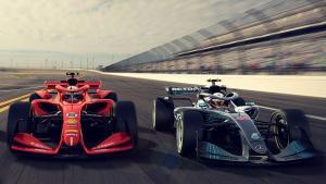 F1 reveals concept car designs for 2021