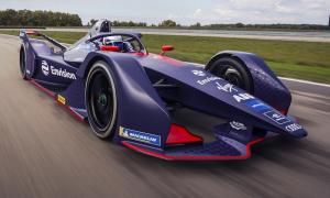 Frijns joins Bird as Virgin reveals Gen2 Formula E car