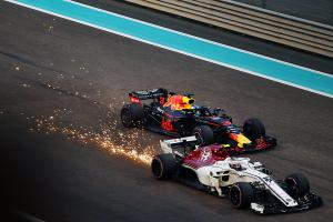 Leclerc felt more was possible for Sauber in Abu Dhabi
