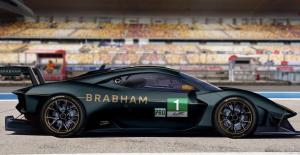 Brabham planning WEC GTE entry for 2021-22 season