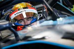 Vandoorne: 'Stupid' mistake led to Santiago FE crash