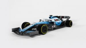 Williams releases renders of 2019 FW42 F1 car