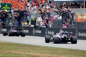 "Stroll rues error that meant German GP podium chances ""slipped away"""