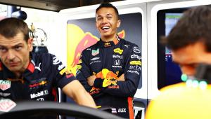 Albon: 12-month journey to Red Bull F1 seat 'laughable'