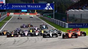 F1 2019 Belgian Grand Prix: As it happened!