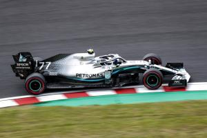 Mercedes claims historic sixth F1 title at Japanese GP