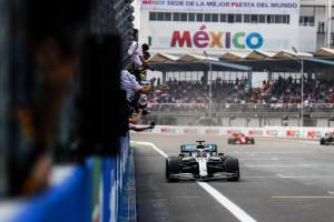 Hamilton changed driving style after floor damage in Mexico win