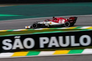 Formula 1 Brazilian Grand Prix - Free Practice 2 Results