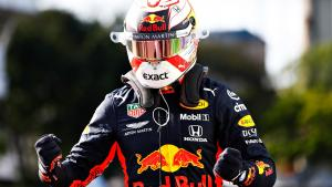 Verstappen beats Vettel to Brazilian GP pole