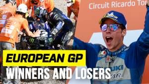 Mir puts one hand on MotoGP title: European MotoGP Winners & Losers