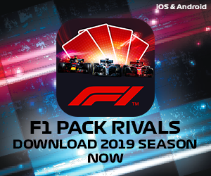 F1's Pack Rivals trading card app is For the Fans
