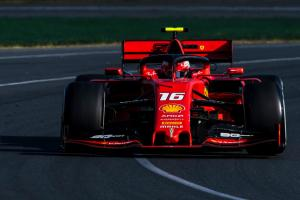 Ferrari happy with 'team player' Leclerc's debut