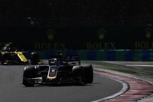 Haas to run updated-spec cars in Belgium