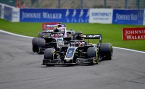 Haas' Spa struggles 'very upsetting' for Grosjean