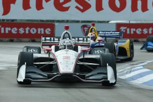 Results of the Chevrolet Grand Prix of Detroit Race 1