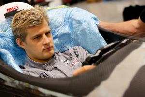 Ericsson aiming for wins in debut IndyCar season