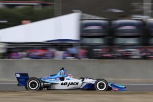 Honda Indy Grand Prix of Alabama - Starting Lineup