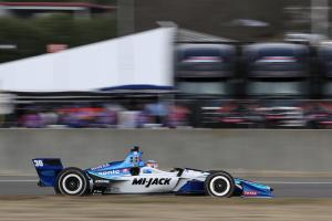 Honda Indy Grand Prix of Alabama - Starting Lineup
