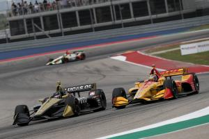 Ericsson: More 'proper fights' in IndyCar than F1