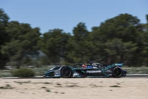 Evans: New Formula E car 'a different beast'